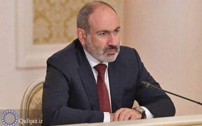 پاشینیان خواستار استقرار نیروهای روسی در مرز ارمنستان و جمهوری آذربایجان شد