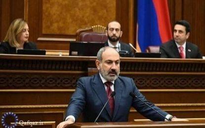 پاشینیان از  آمادگی ایروان برای گفتگو با باکو خبر داد