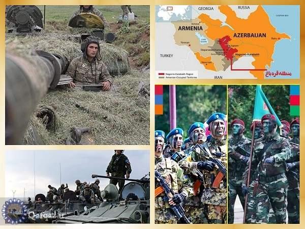 تهدید ایروان به استفاده از گزینه نظامی علیه باکو