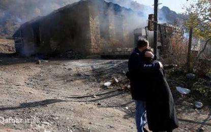 باکو: ارمنستان حق دخالت در امور بازسازی جمهوری آذربایجان را ندارد