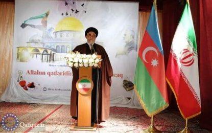برگزاری مراسم روز جهانی قدس در جمهوری آذربایجان