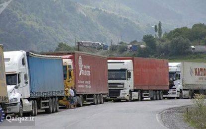 توقیف دو کامیون روسی حامل جلیقه ضدگلوله به ارمنستان