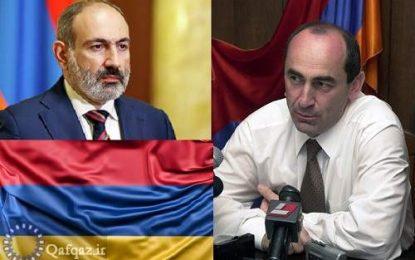 نتایج آخرین نظر سنجی در خصوص انتخابات ارمنستان