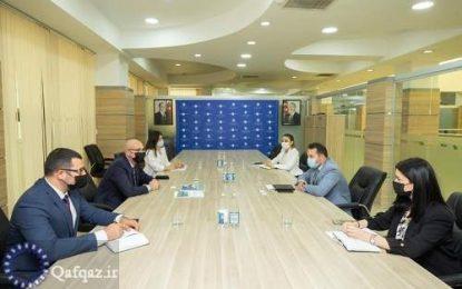 برگزاری دوره فناوری اطلاعات برای رزمندگان جمهوری آذربایجان از سوی رژیم صهیونیستی