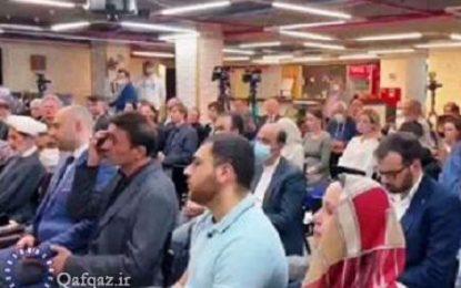 محکومیت جنایات صهیونیست ها در کنفرانس جهانی قدس