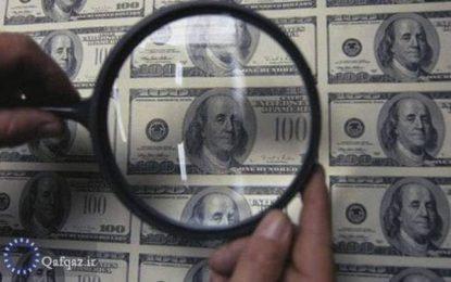 دستگیری فروشنده دلار جعلی در نخجوان