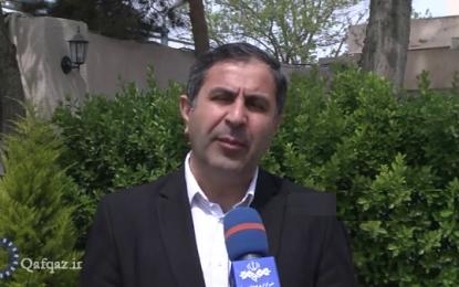 محکومیت جنایت صهیونیستها در جمهوری آذربایجان / فیلم