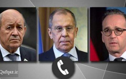 هشدار روسیه درباره مداخله نابجای غرب در امور قره باغ