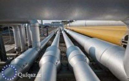 افزایش صادرات گاز جمهوری آذربایجان