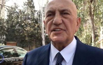 رییس حزب حق و عدالت جمهوری آذربایجان: اردوغان فقط با موافقت پوتین می تواند به شوشا سفر کند