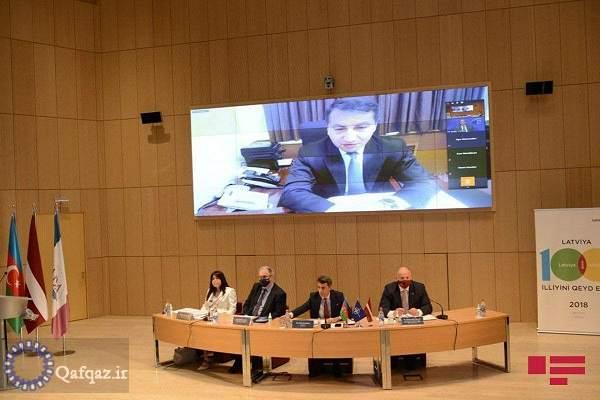 علاقه مندی جمهوری آذربایجان به گسترش همکاری با ناتو
