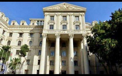 واکنش جمهوری آذربایجان به بیانیه گروه مینسک در خصوص 6 نظامی ارمنی بازداشت شده از سوی این کشور