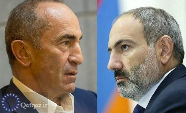 اعلام نتایج اولیه انتخابات ارمنستان و اظهار پیروزی پاشینیان