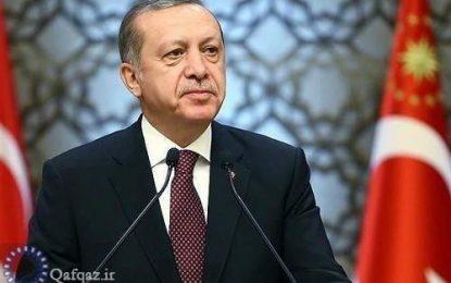 اردوغان به رئیس جمهور منتخب ایران تبریک گفت
