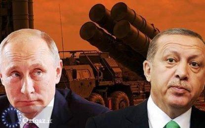 پیشنهاد زیاده خواهانه آمریکا به ترکیه در خصوص سامانه اس 400