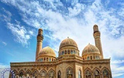 ابراز ارادت شیعیان جمهوری آذربایجان به امام هشتم در مرقد بی بی حکیمه