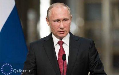 پوتین خبر واشنگتن پست در خصوص ایران را تکذیب کرد