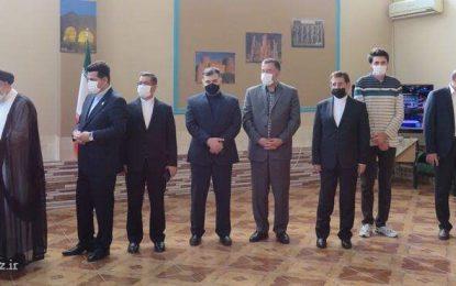آغاز رای گیری انتخابات ریاست جمهوری ایران در جمهوری آذربایجان