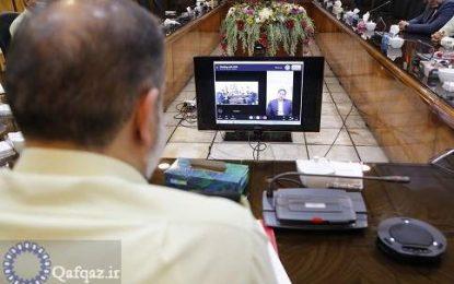 ویدئو کنفرانس پلیس بین الملل ایران و ترکیه