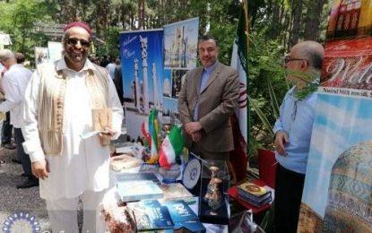 حضور ایران در نهمین جشنواره بین المللی فرهنگی باکو