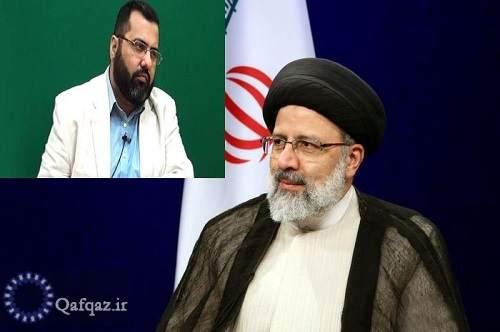 پیام تبریک رهبر جمعیت دینی جمعه آذربایجان به سید ابراهیم رئیسی
