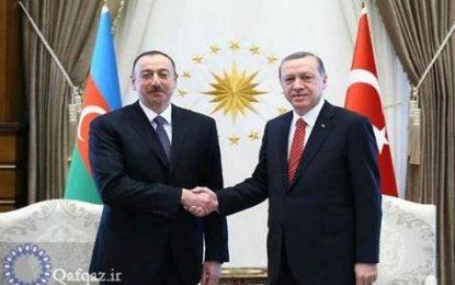 بازدید اردوغان از شهر شوشا و سخنرانی در پارلمان جمهوری آذربایجان