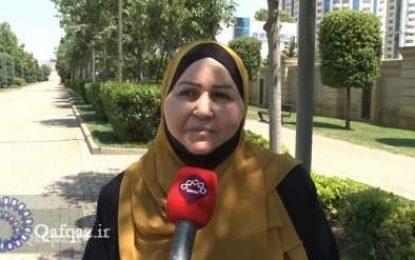 اظهار نظر رئیس بانوان حزب اسلام آذربایجان در خصوص شخصیت امام خمینی (ره)/ فیلم