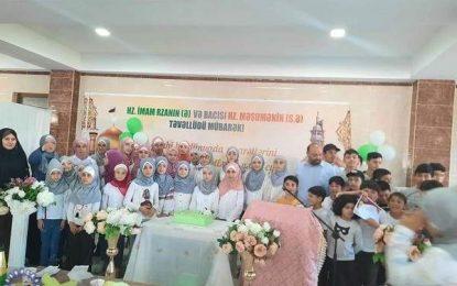 برگزاری جشن میلاد امام رضا(ع) در گرجستان / تصاویر