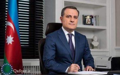جیحون بایرام اف: فرصت عادی سازی روابط باکو و ایروان وجود دارد