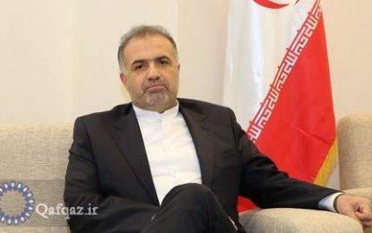 دیدار سفیر ایران در مسکو با استاندار ولگاگراد روسیه