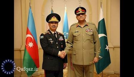 توافق جمهوری آذربایجان و پاکستان برای برگزاری مانور مشترک نظامی