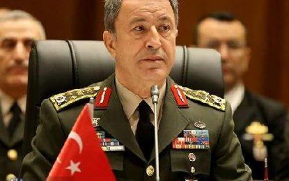 تاکید ترکیه بر ادامه مبارزه با گروه های تروریستی