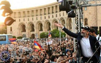 آغاز سکوت انتخاباتی در ارمنستان