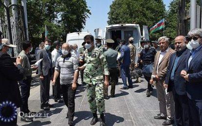 انتقال تعدادی از زندانیان ایرانی از جمهوری آذربایجان