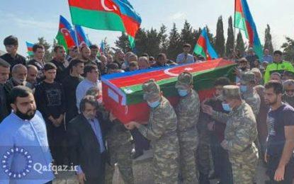آمار شهدای جمهوری آذربایجان در آزادسازی قره باغ