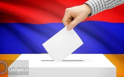 آغاز انتخابات پارلمانی در ارمنستان