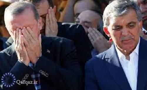 انتقادات عبدالله گل از سیاست های اردوغان / گزارش