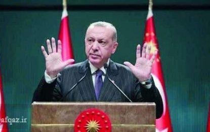 درخواست رژیم صهیونیستی از اردوغان برای میانجیگری بین این رژیم و حماس