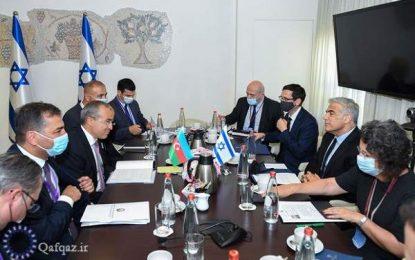 تاکید وزیر اقتصاد جمهوری آذربایجان بر توسعه روابط با رژیم صهیونیستی