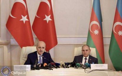 تاکید آنکارا و باکو برای ایجاد چارچوبی شامل شش کشور از جمله ایران برای حل مشکلات منطقه قفقاز