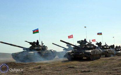ترکیه و جمهوری آذربایجان بدنبال تشکیل ارتش مشترک