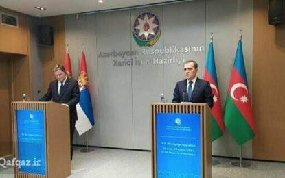 باکو: ایروان مواضع غیرسازنده در زمینه برقراری صلح در منطقه اتخاذ کرده است