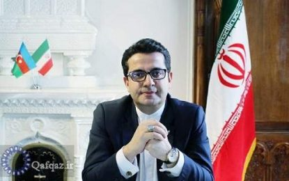 پاسخ دندان شکن سفیر ایران در باکو به یاوه سرایی سفیر رژیم جعلی صهیونیستی/ عکس
