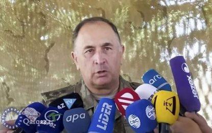 انتصاب رئیس جدید ستاد کل ارتش جمهوری آذربایجان
