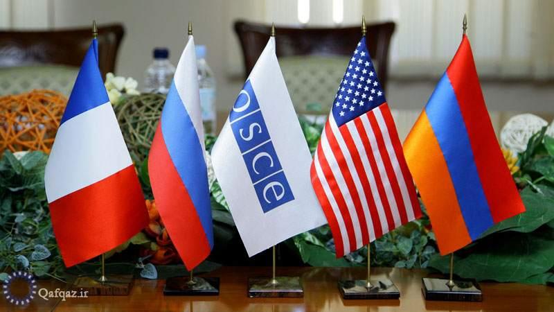ارگان های رسانه ای غیررسمی ریاست جمهوری آذربایجان، خودداری سفرای کشورهای ریاست کننده بر گروه مینسک را از سفر به شوشا محکوم کردند