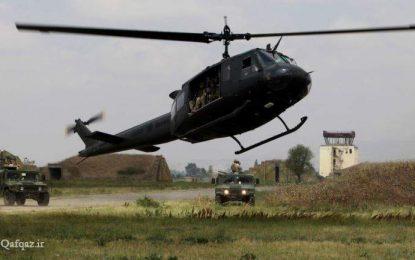 تمرینات نظامی چند ملیتی ناتو در گرجستان آغاز شد
