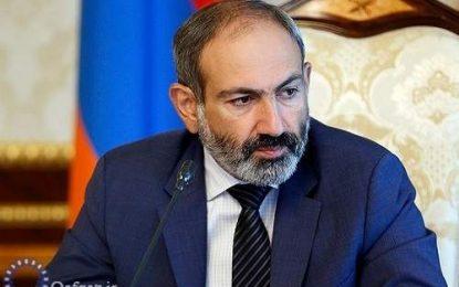 اعلام آمادگی پاشینیان برای گفت و گوی مستقیم با جمهوری آذربایجان