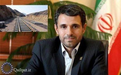 اتصال راه آهن اردبیل به شبکه ریلی جمهوری آذربایجان