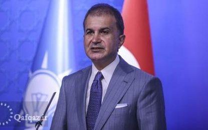 عمر چلیک: به ارمنستان اجازه نمی دهیم صلح منطقه را به خطر بیندازد