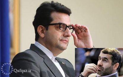 پیام تسلیت سفیر ایران در باکو خطاب به مهندس نیکزاد